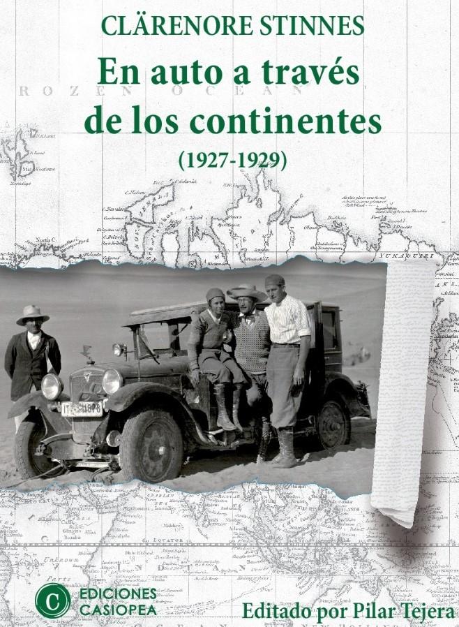 30 aniversario de la muerte de Clärenore Stinnes  que circunvaló el planeta en coche entre 1927 y 1929