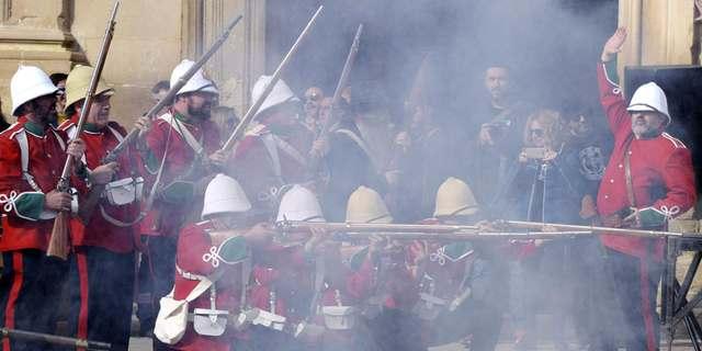 Las recreaciones históricas tomarán las calles de Úbeda durante el IX Certamen de Novela Histórica