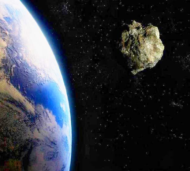 Un pequeño asteroide podría chocar con la tierra el 2 de noviembre