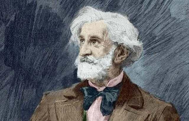 Giuseppe Verdi en su viaje a España