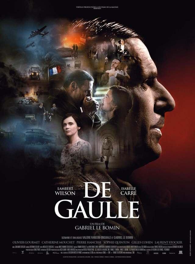 'De Gaulle', la película: una digna hagiografía