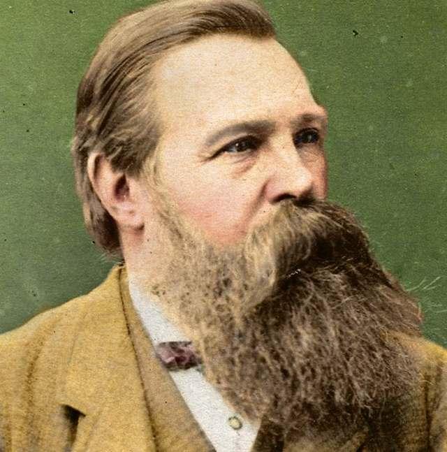 Friedrich Engels: su actualidad y virtualidad