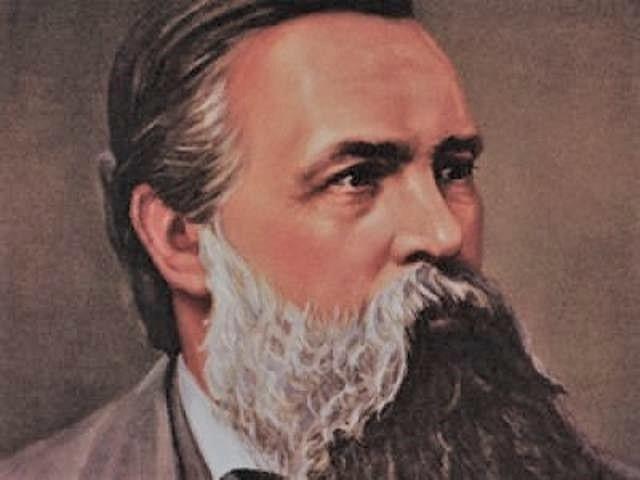 España, en la atención y en los escritos de Engels