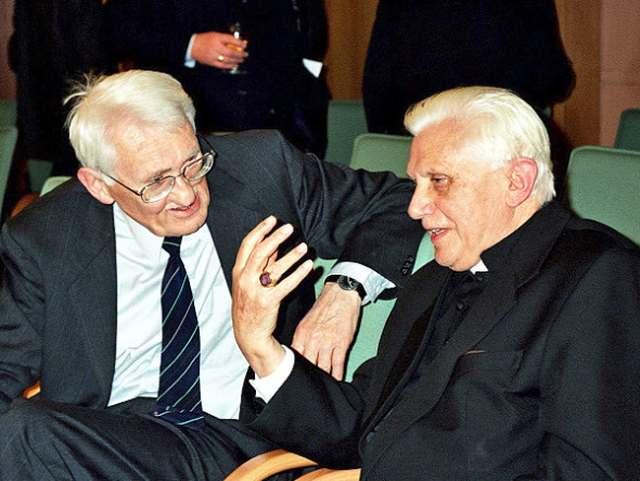 Naturalismo y religión en el debate entre Habermas y Ratzinger