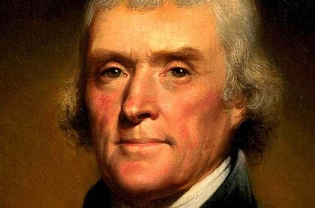 Thomas Jefferson reivindicado