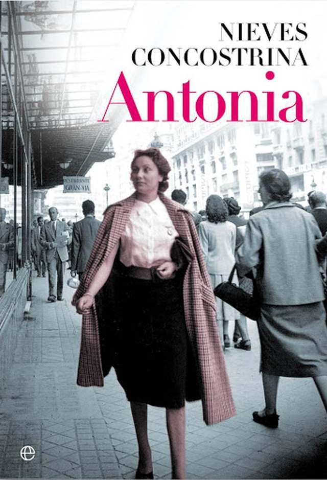 En torno a la novela 'Antonia' de Nieves Concostrina