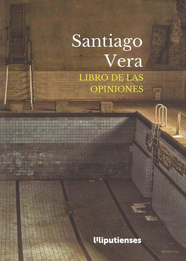 'Libro de las opiniones' de Santiago Vera
