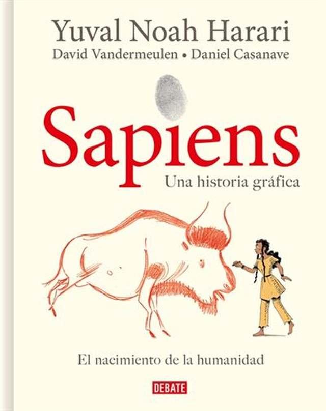 'Sapiens. De animales a dioses' (ensayo y comic) de Yuval Noah Harari