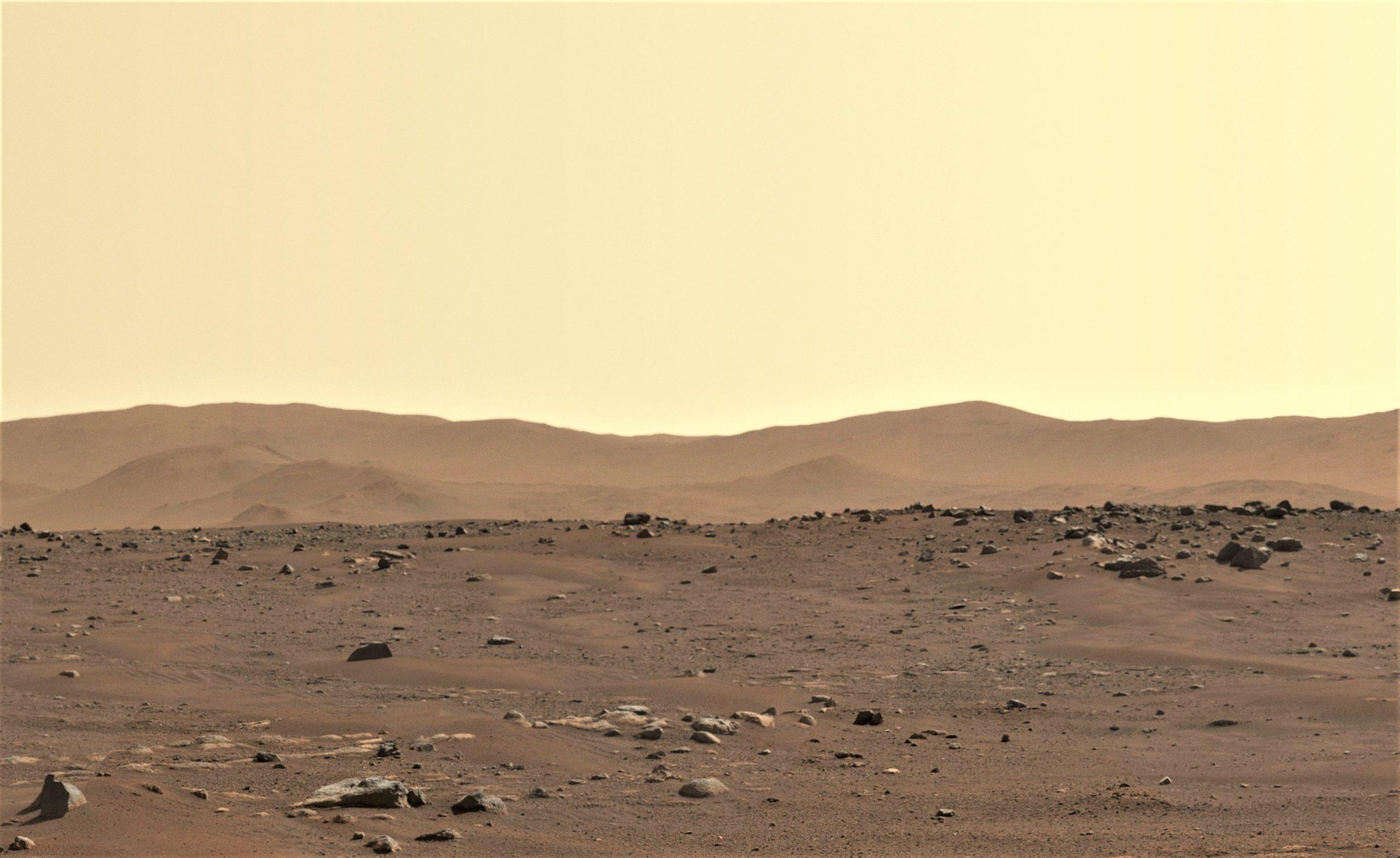 Mars Perseverance: Imágenes y sonidos de la superficie de Marte