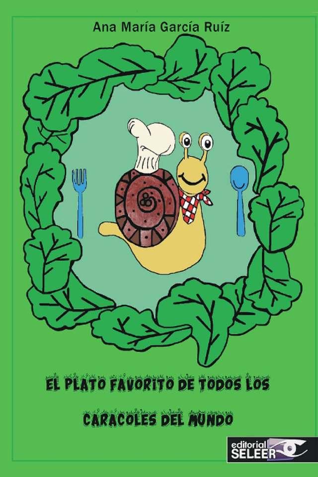Se publica 'El plato favorito de todos los caracoles del mundo' de Ana María García Ruíz