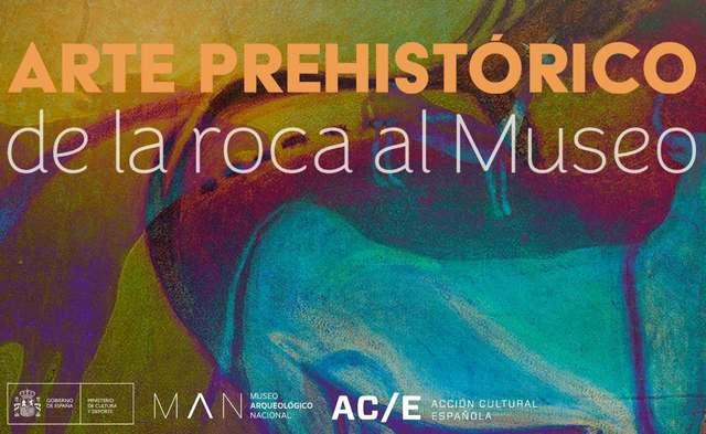 Exposición 'Arte Prehistórico. De la roca al Museo' en el MAN