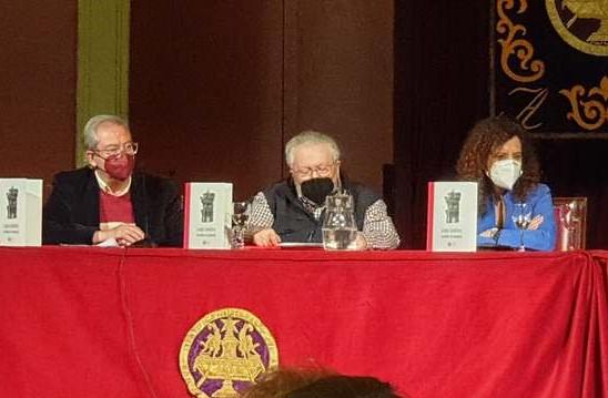"""""""Largo Caballero: un deber de memoria"""" en el Ateneo de Madrid"""