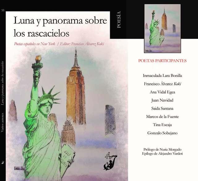 Se publica 'Luna y panorama sobre los rascacielos' en Editorial Juglar
