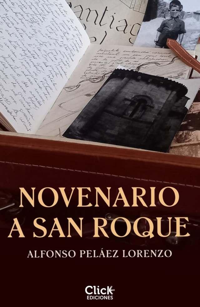 Se publica 'Novenario a san roque' de Alfonso Peláez.
