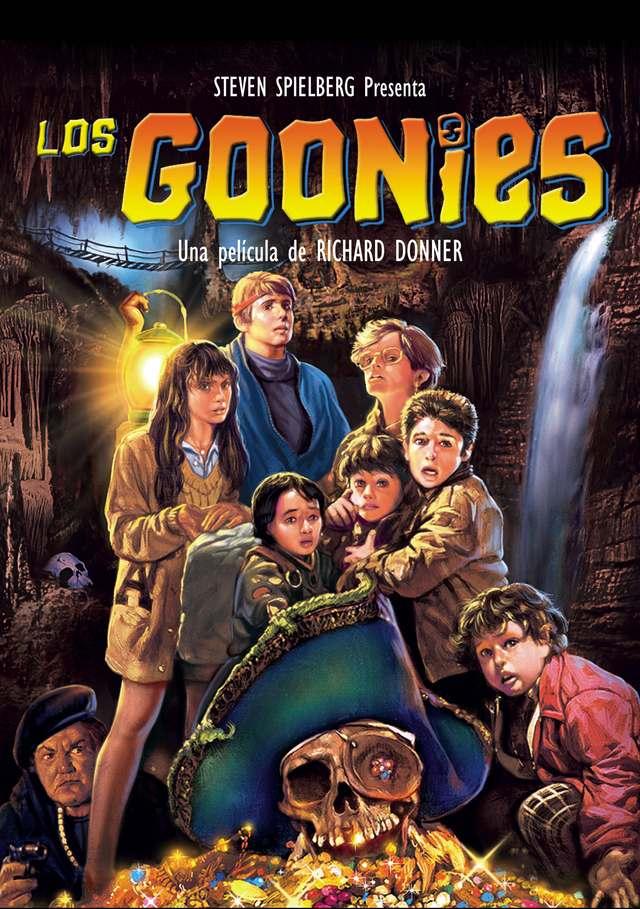 Los Goonies (The Goonies)
