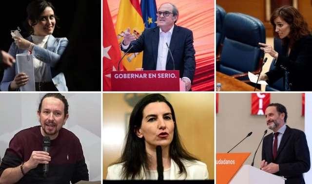 Violencia verbal en la política española