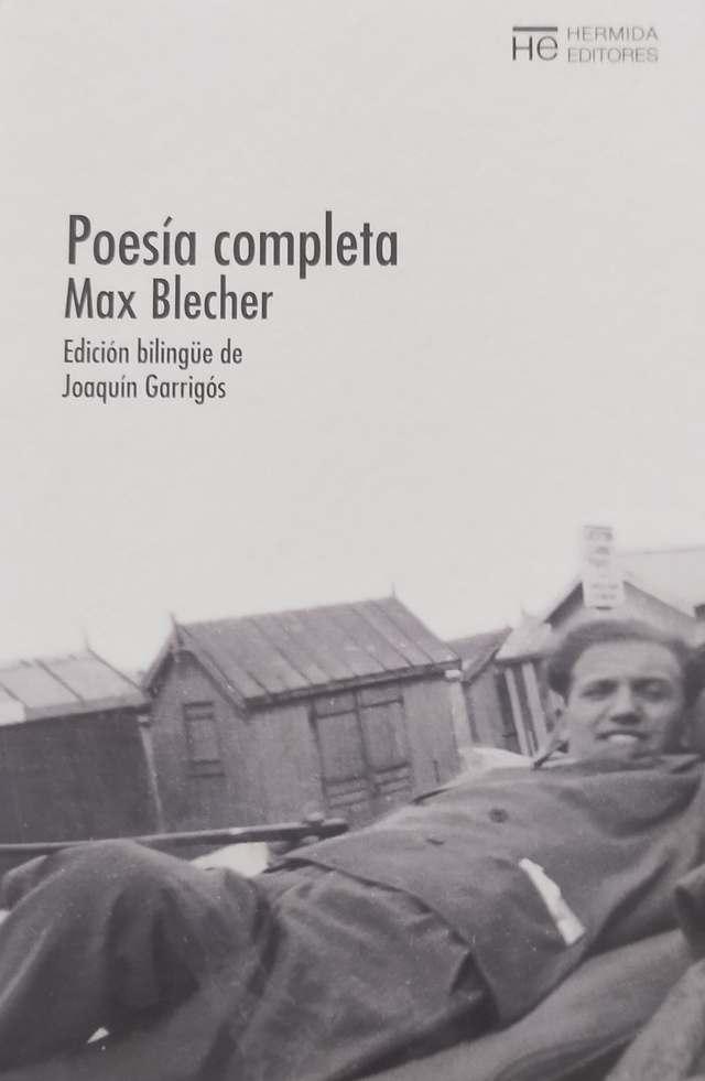 'Poesía completa' de Max Blecher