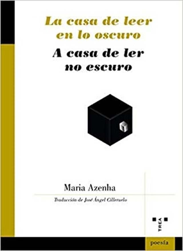 'La casa de leer en lo oscuro' de María Azenha