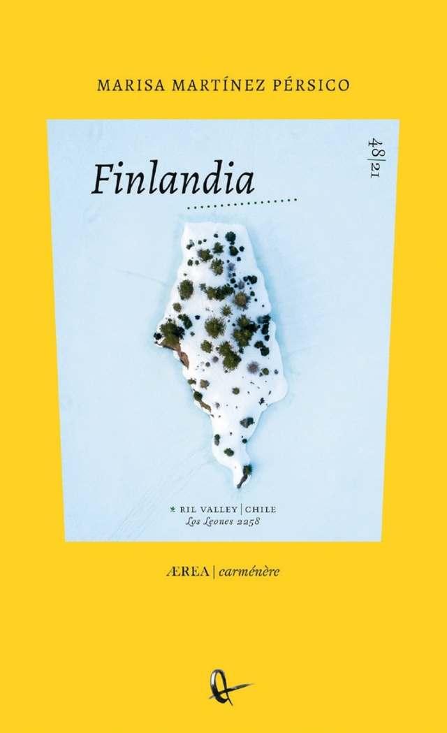 'Finlandia' de Marisa Martínez Pérsico