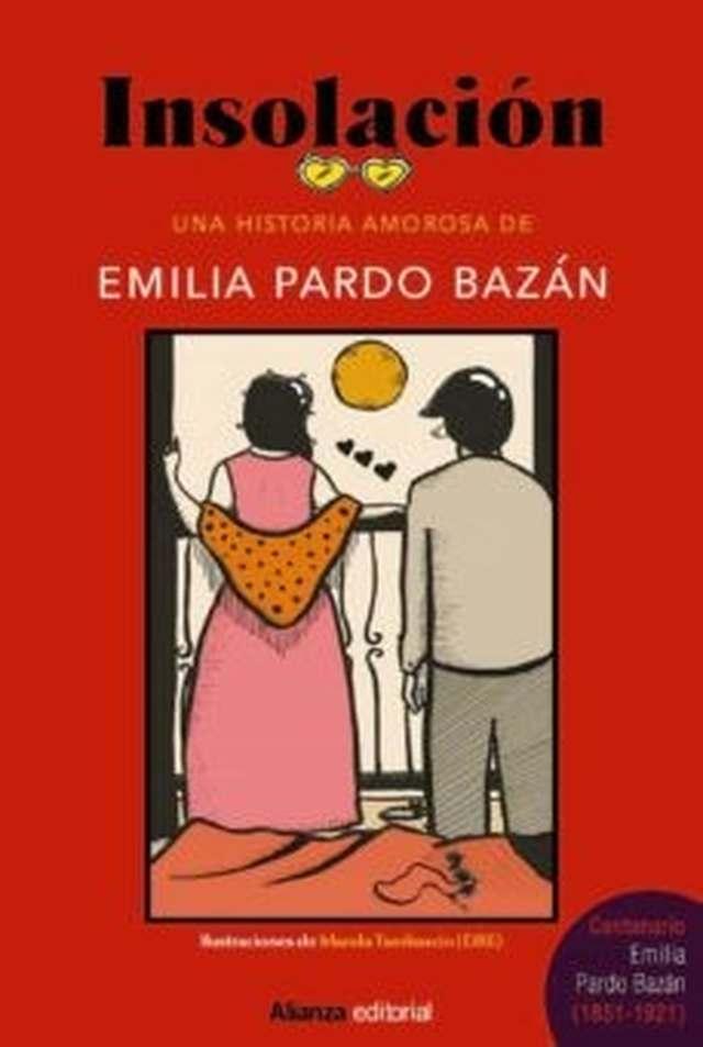 'Insolación' de Emilia Pardo Bazán