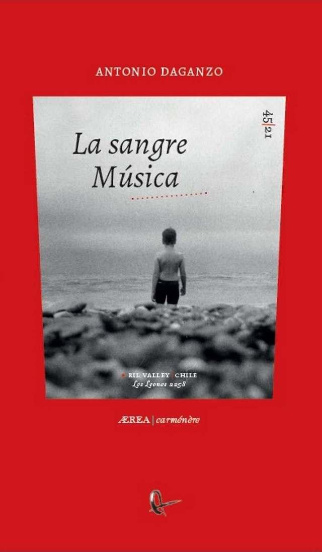 'La sangre Música' de Antonio Daganzo