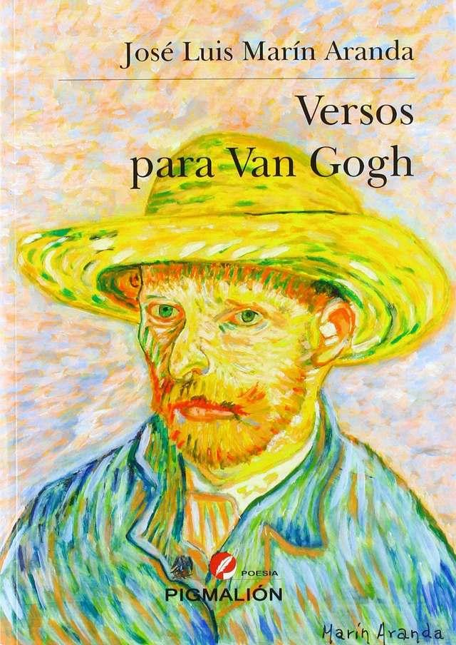 'Versos para Van Gogh' de José Luis Marín Aranda