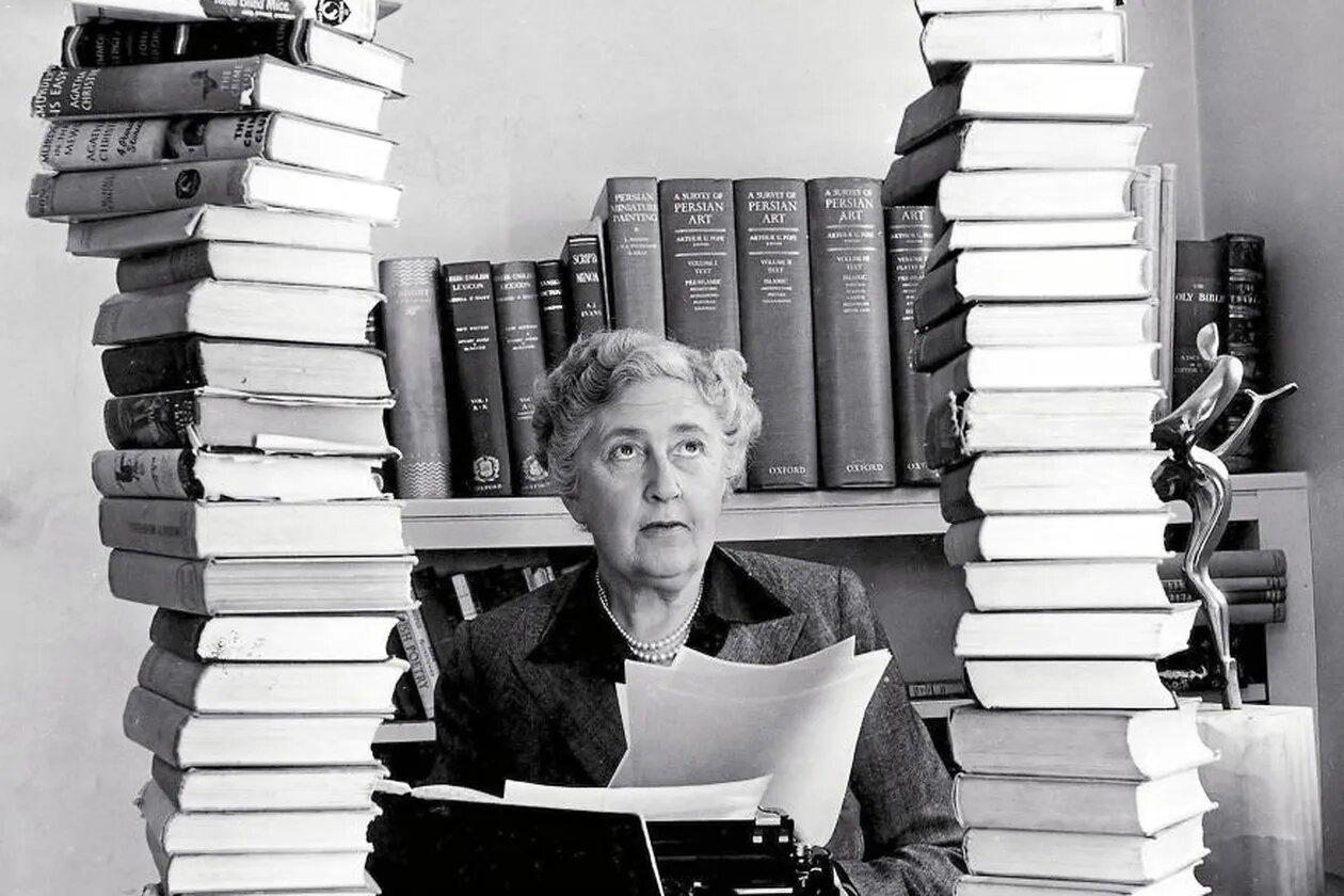 24 crímenes por segundo: Agatha Christie en el cine