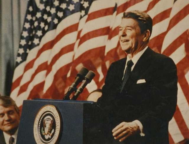 Ronald Reagan y su herencia, cuatro décadas después