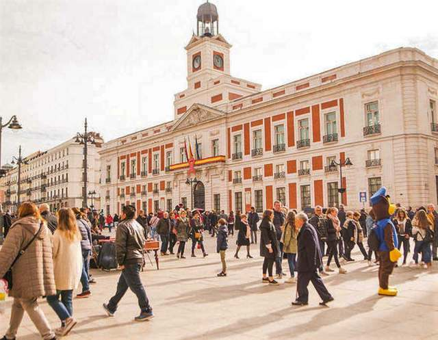 Madrid se va
