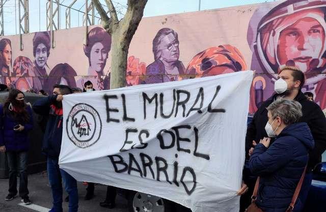 """Concepción Arenal y """"ese mural"""""""