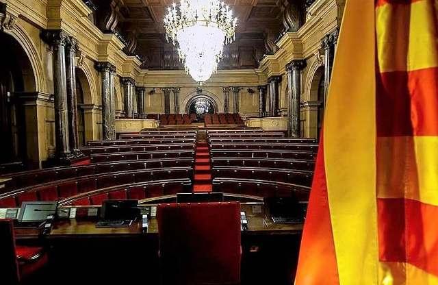 Atmósfera política en Cataluña
