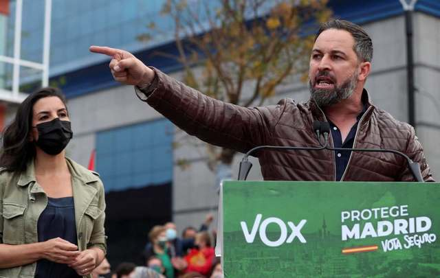 Sí, VOX es fascismo