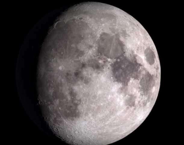 La Luna imagen NASA