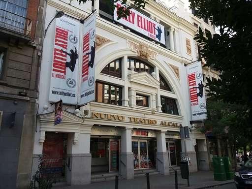 Teatro Alcalá