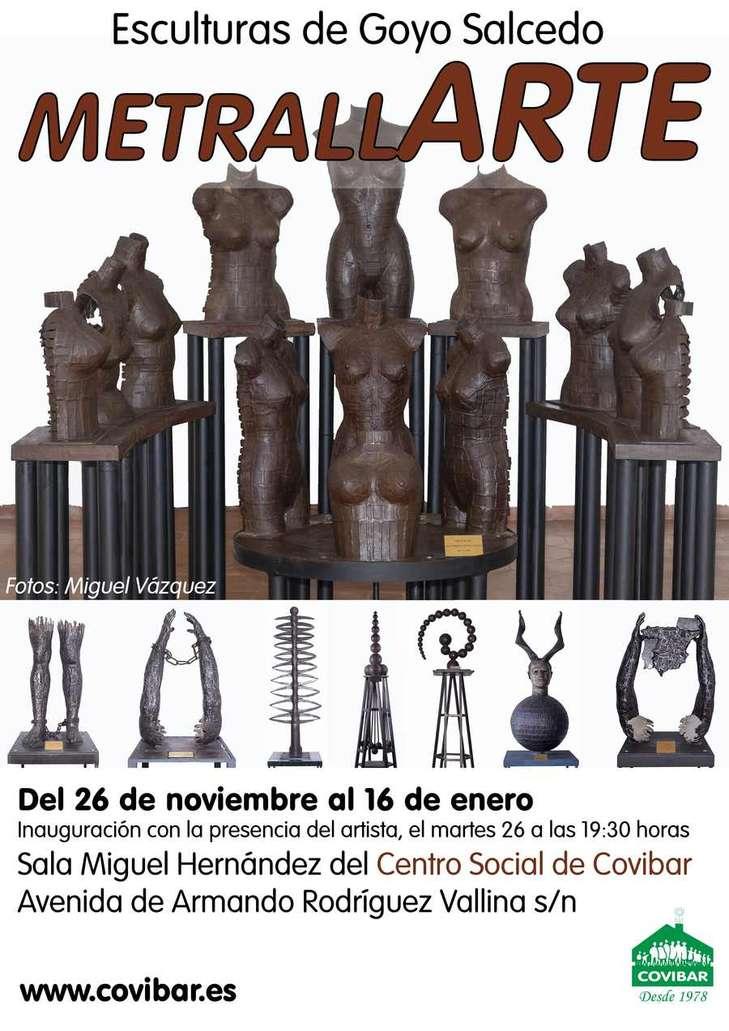 Exposición Metrallarte