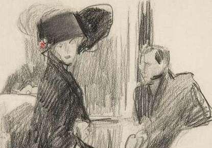 Sorolla: el dibujo como esencia de su obra
