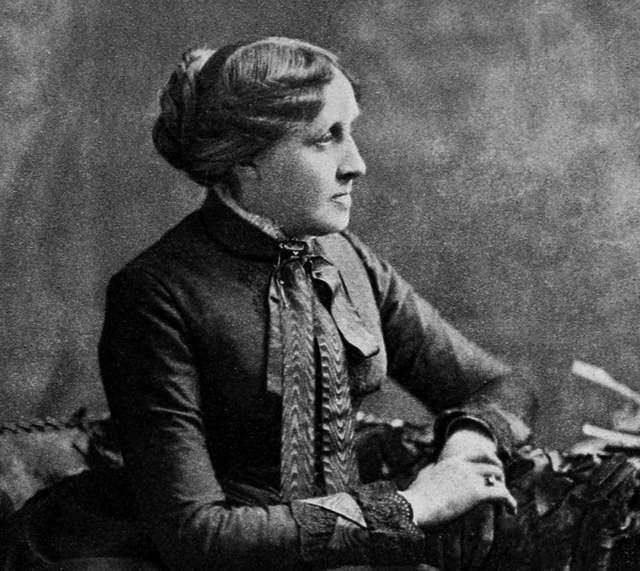 Louise May Alcott