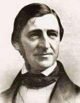 Ralph W Emerson