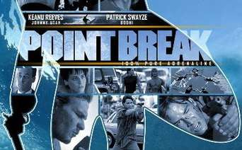 'Point Break' de Kathryn Bigelow