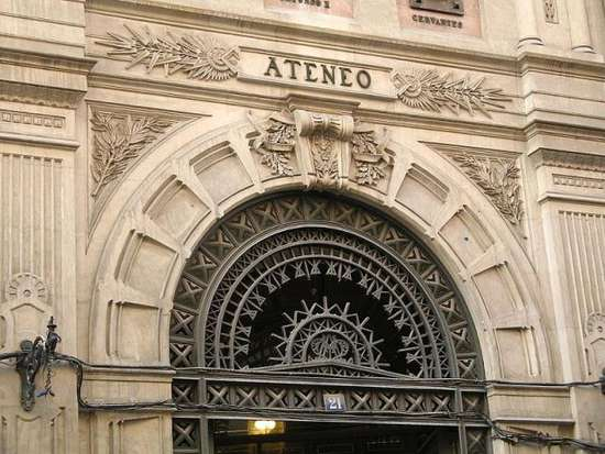 Ateneo-de-Madrid