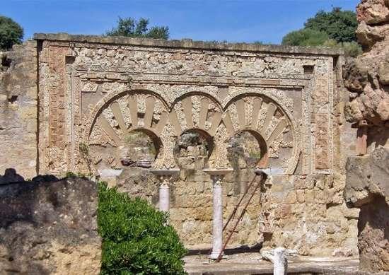 Medina Azahara de Córdoba, declarada patrimonio mundial por la Unesco