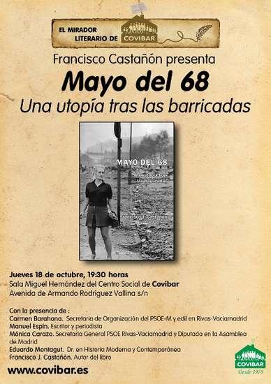 Cartel Mayo 68 Rivas 1