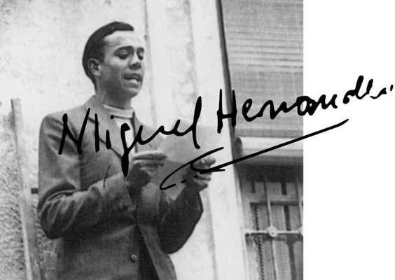 Poetas de toda España rinden homenaje a Miguel Hernández