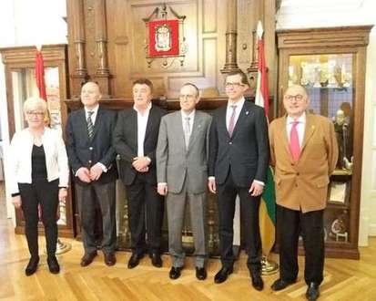 Vinos serbios en el Centro Riojano de Madrid