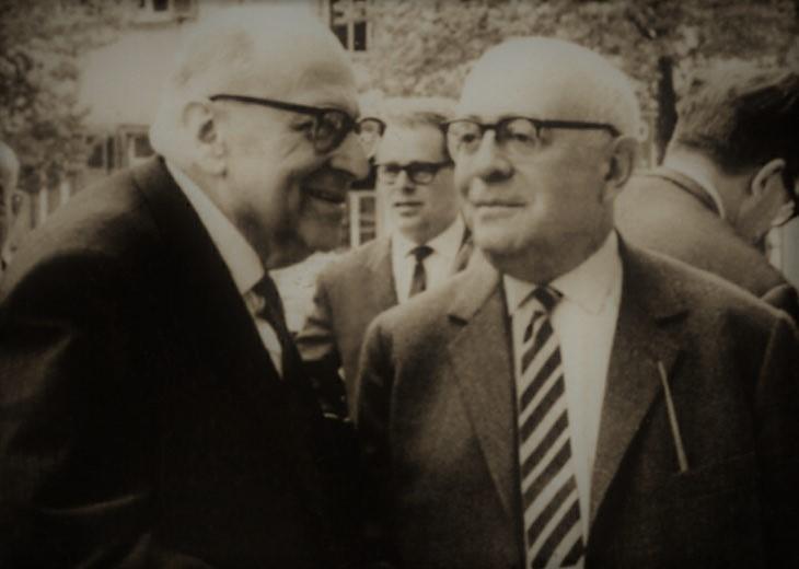 Horkheimer y Adorno