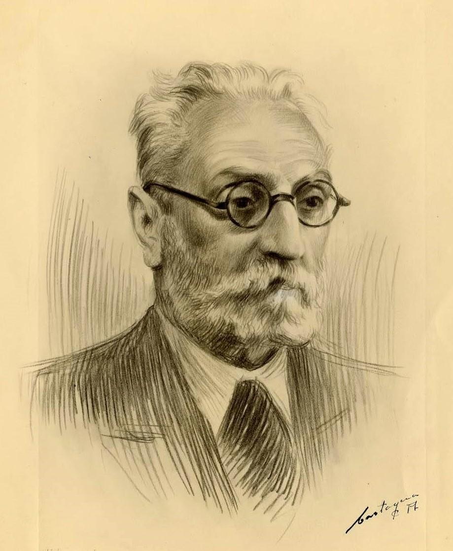 Miguel de Unamuno autor anónimo 1864