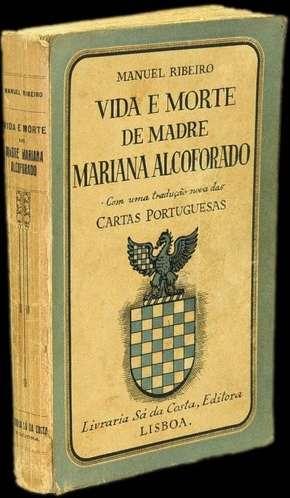 VIDA E MORTE DE MADRE MARIANA ALCOFORADO 13313 A 1024x1024