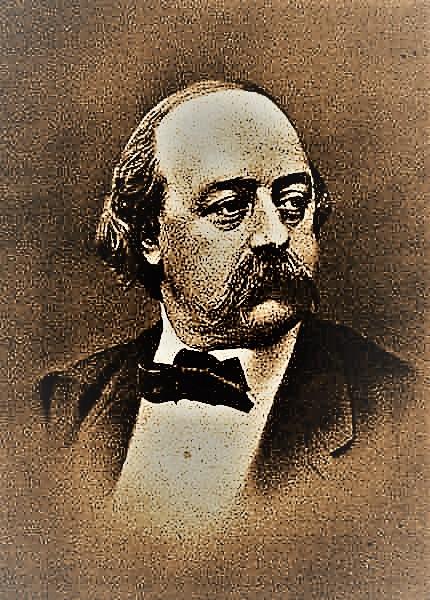 gustave flaubert 1821 1880 bw