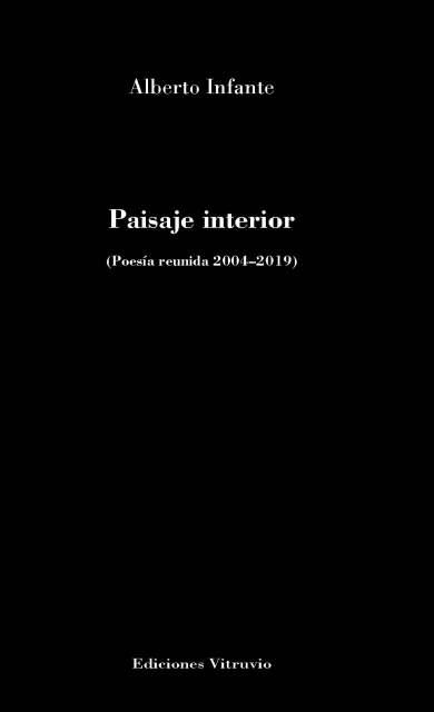 libro Infante