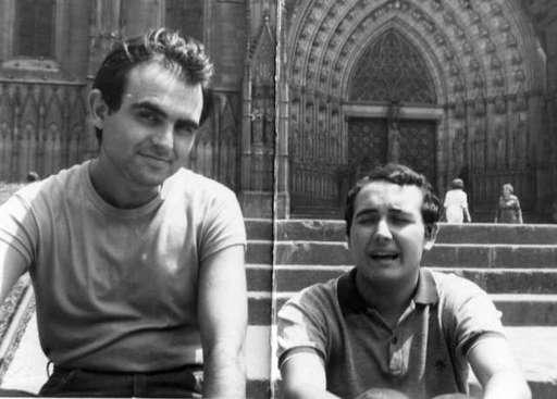 Vicente y Terenci Moix